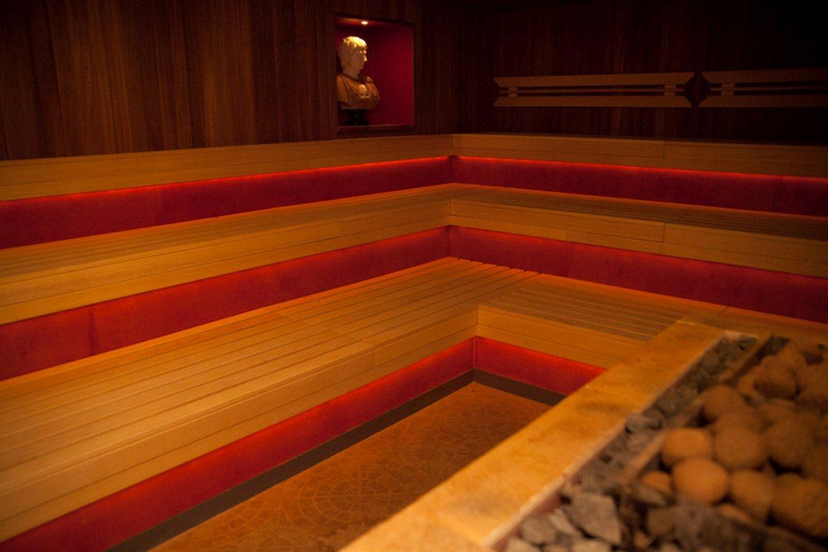 sauna publiczna